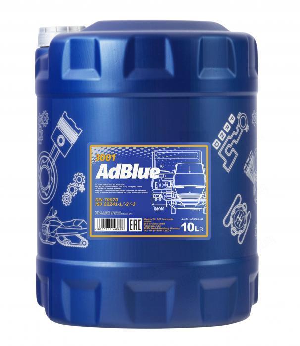 AD Blue 10L -es