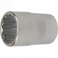 Format Dugókulcs fej 1/2 c.30mm 12-szög