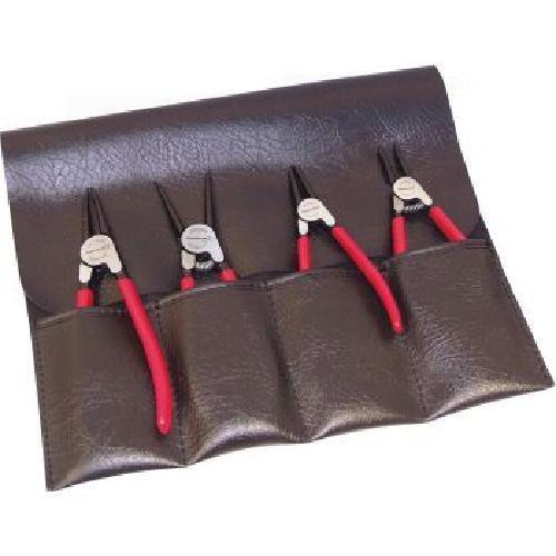 Format seeger gyűrű fogó készlet 4 részes