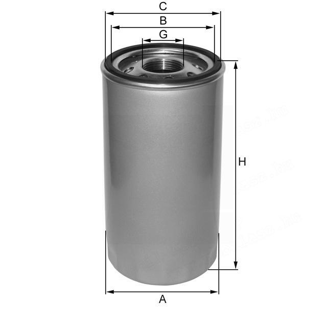 Hidraulika szűrő