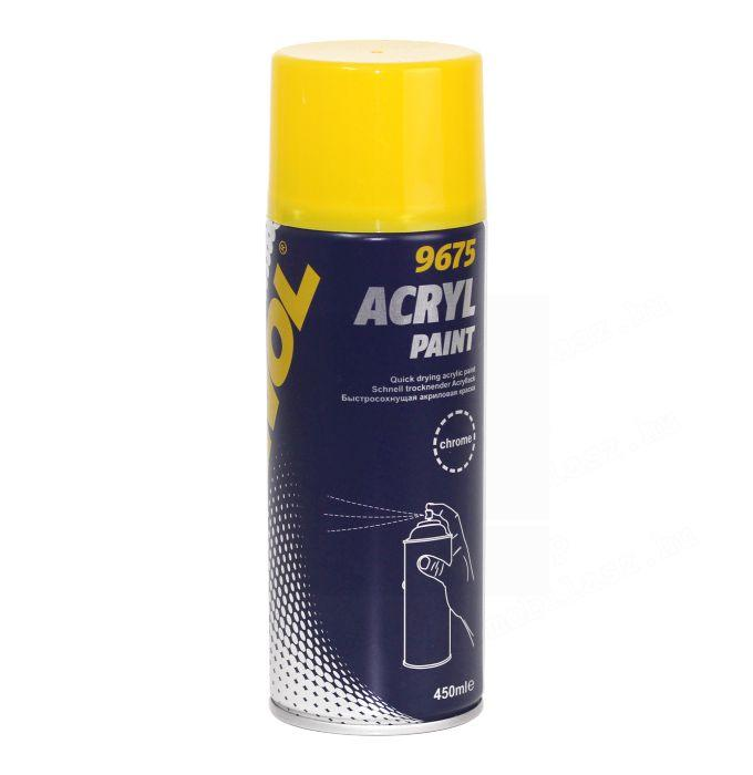 Mannol Acryl paint 450ml