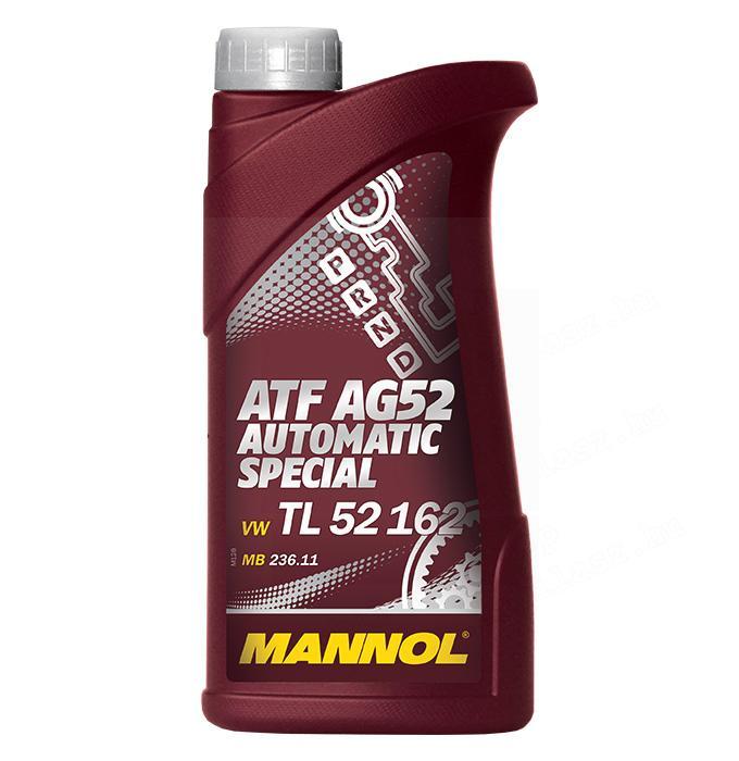 Mannol ATF AG52 automatic special váltó olaj 1L-es
