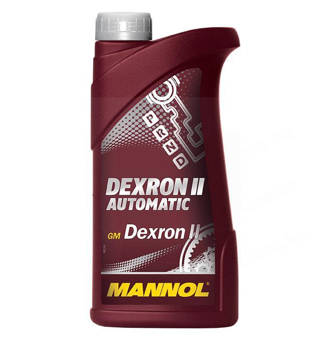 Mannol ATF Dexron II Aut.váltó olaj 1L-es