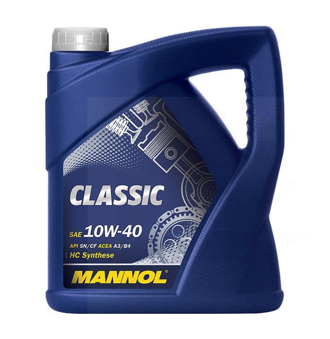 Mannol Classic 10W40 4L-es