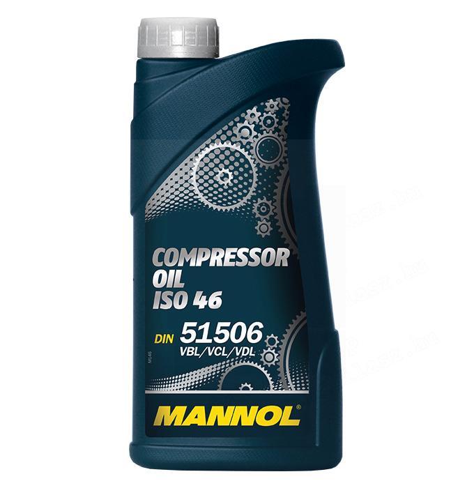 Mannol Compressor Oil Iso46 1L