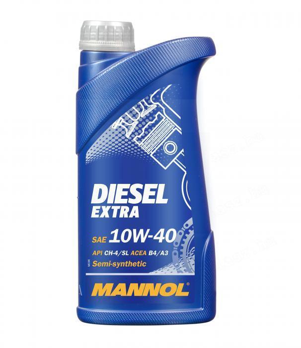 Mannol Diesel Extra 10W-40 1L