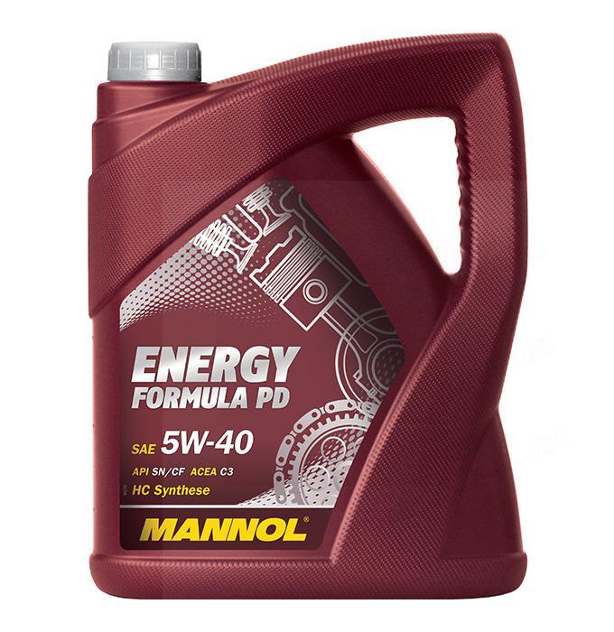 Mannol Energy Formula PD 5W40 c3 5L-es