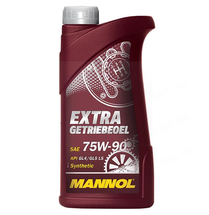 Mannol Extra getriebeoel 75w90 1L-es