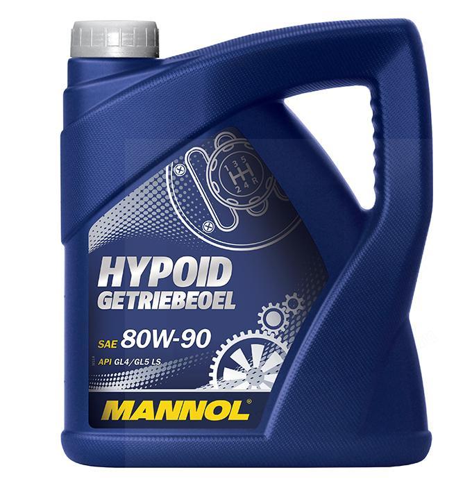 Mannol Hypoid getriebeoel 80W90 GL5 4L-es