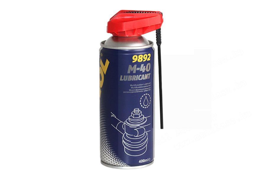 Mannol M-40 9892 Lubricant szórófejes 400ml