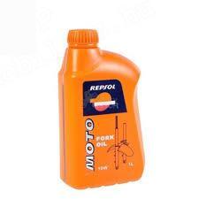 Repsol 10W Fork Oil Mkp villaolaj1L