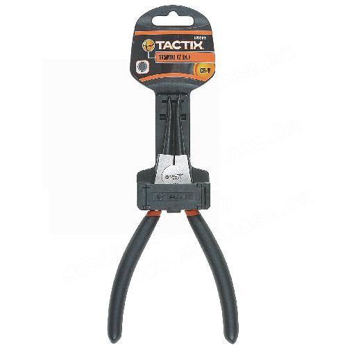Tactix Seegerfogó 175mm Külső-Egyenes