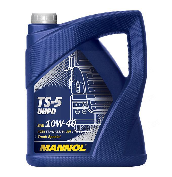 TS-5 10W40 UHPD 5l-es motorolaj