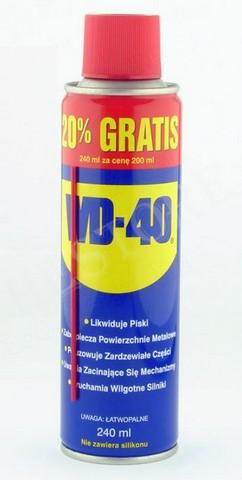 WD40 Spray 240ml-es