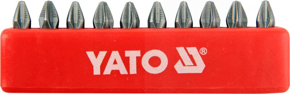 Yato 10db-os bit készlet