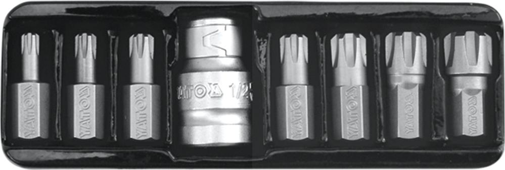 YATO 8 db-os Csavarbehajtó készlet RIBE